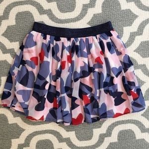 ♠️Kate Spade girl's heart skirt 10